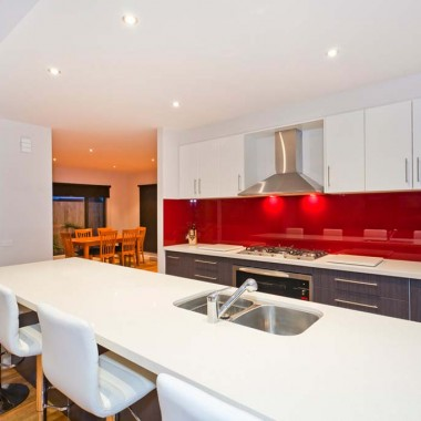 Custom kitchen Torquay